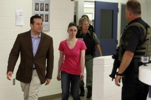 Two years after Casey Anthony was found not guilty of first-degree murder, Lifetime produces a movie about the trial (Courtesy of Reuters).