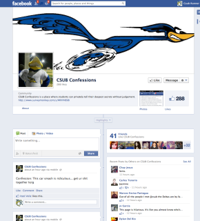 Facebook Confessions Page Causes Controversy