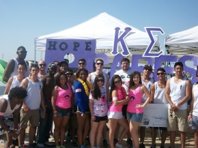 CSUB students support the fight against cancer at Relay for Life