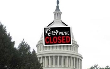 Image from blogging4jobs.com Many humorous memes have surfaced since the government shutdown began.