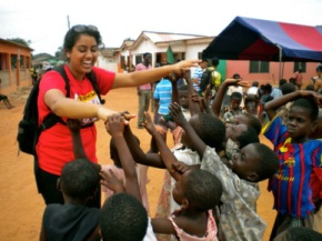 Students go on medical mission to Ghana