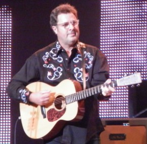 Country artist Vince Gill pays tribute to Bakersfield Sound at Rabobank Theater