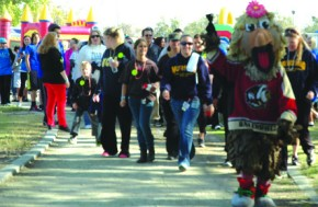 Juvenile Diabetes Research Foundation rally Bakersfield citizens to walk for a cure