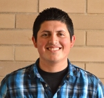 "Michael Medrano, Physics major: ""Grad school at San Jose State."""