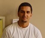 "Ricky Sidhu, Chemistry major: ""Pharmacy school."""
