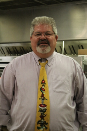 New food services manager plans to shake up campus cuisine